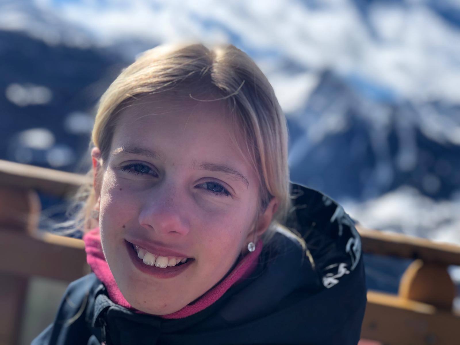 27-10-2019 Pupil van de week: Anna de Leest (ELI vs Milheezer Boys)