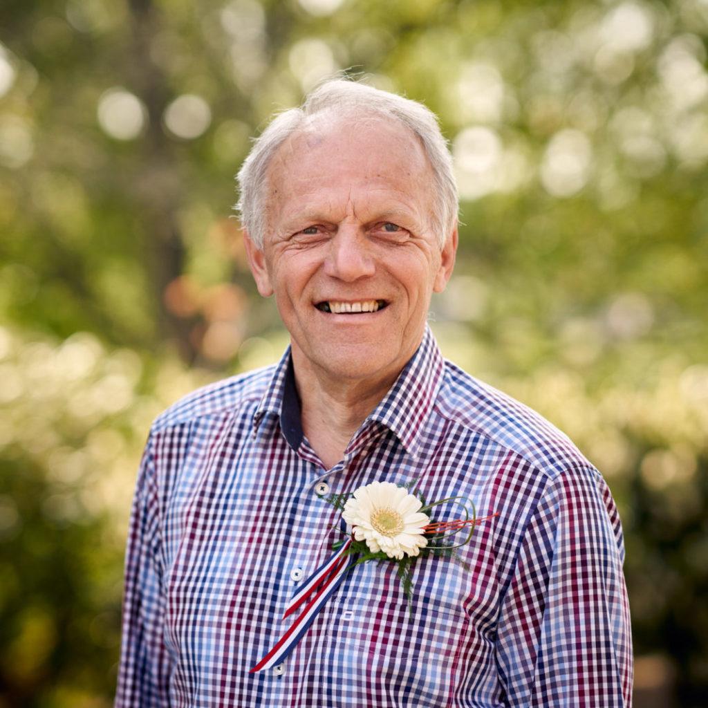 Henk Hulsen vrijwilliger van de maand!