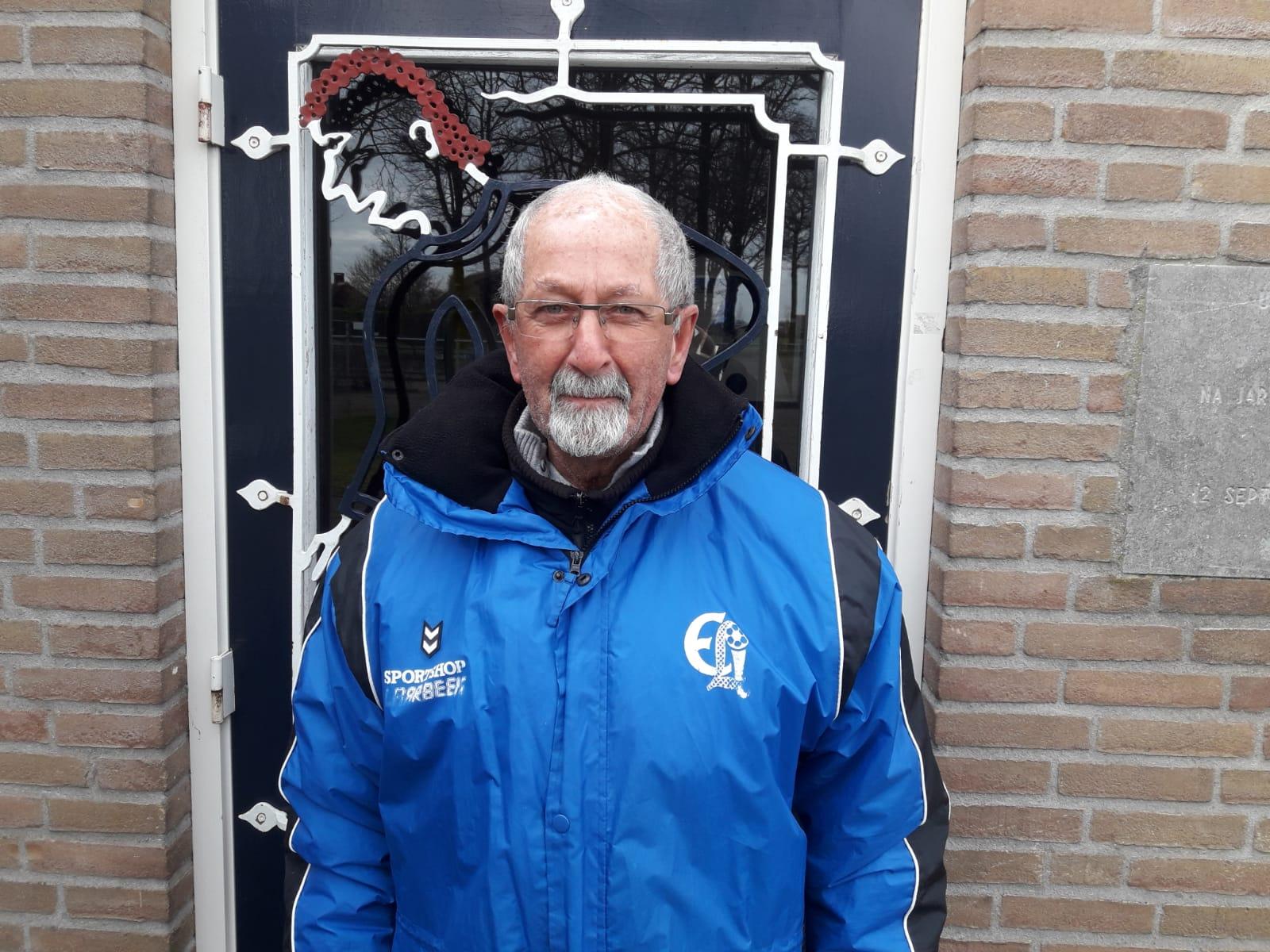 Jozef Verhoeven is vrijwilliger van de maand!