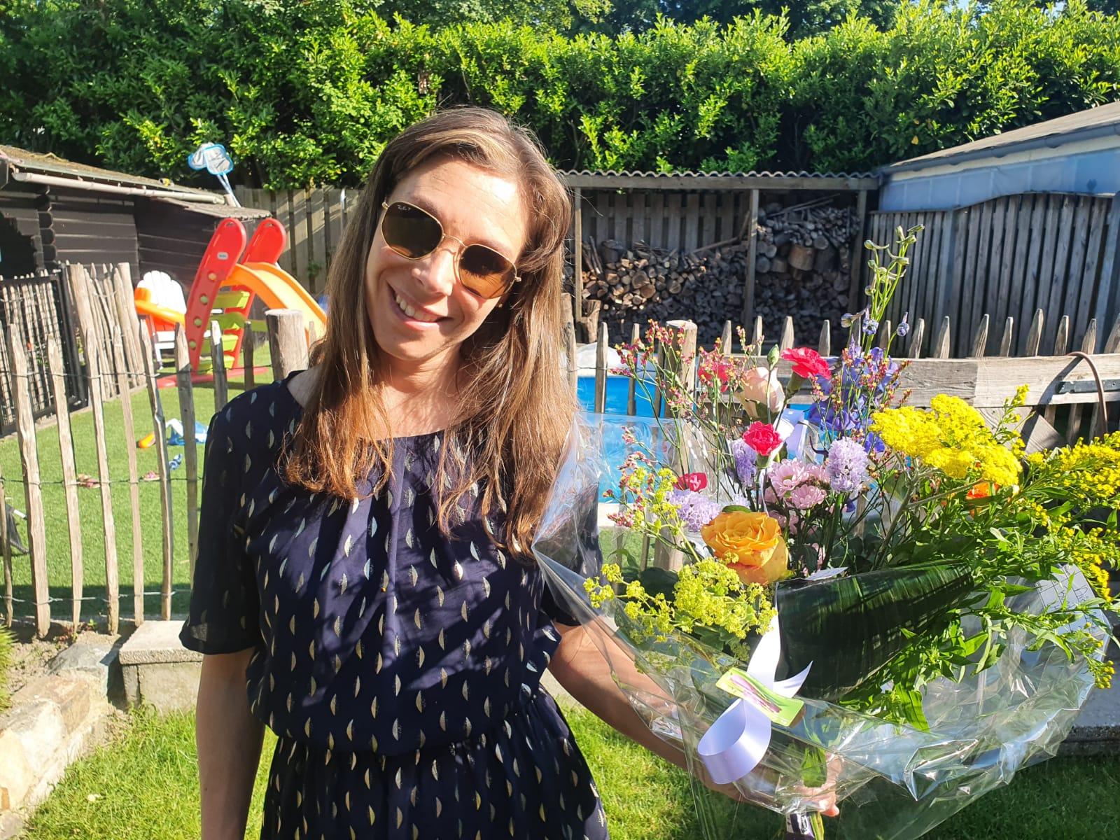 Nicole Verstappen is vrijwilliger van de maand!