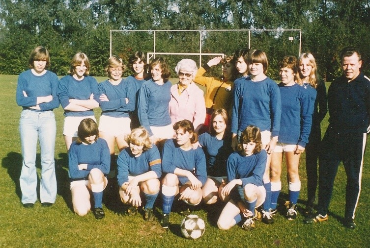 ELI vrouwenvoetbal viert 50-jarig bestaan!