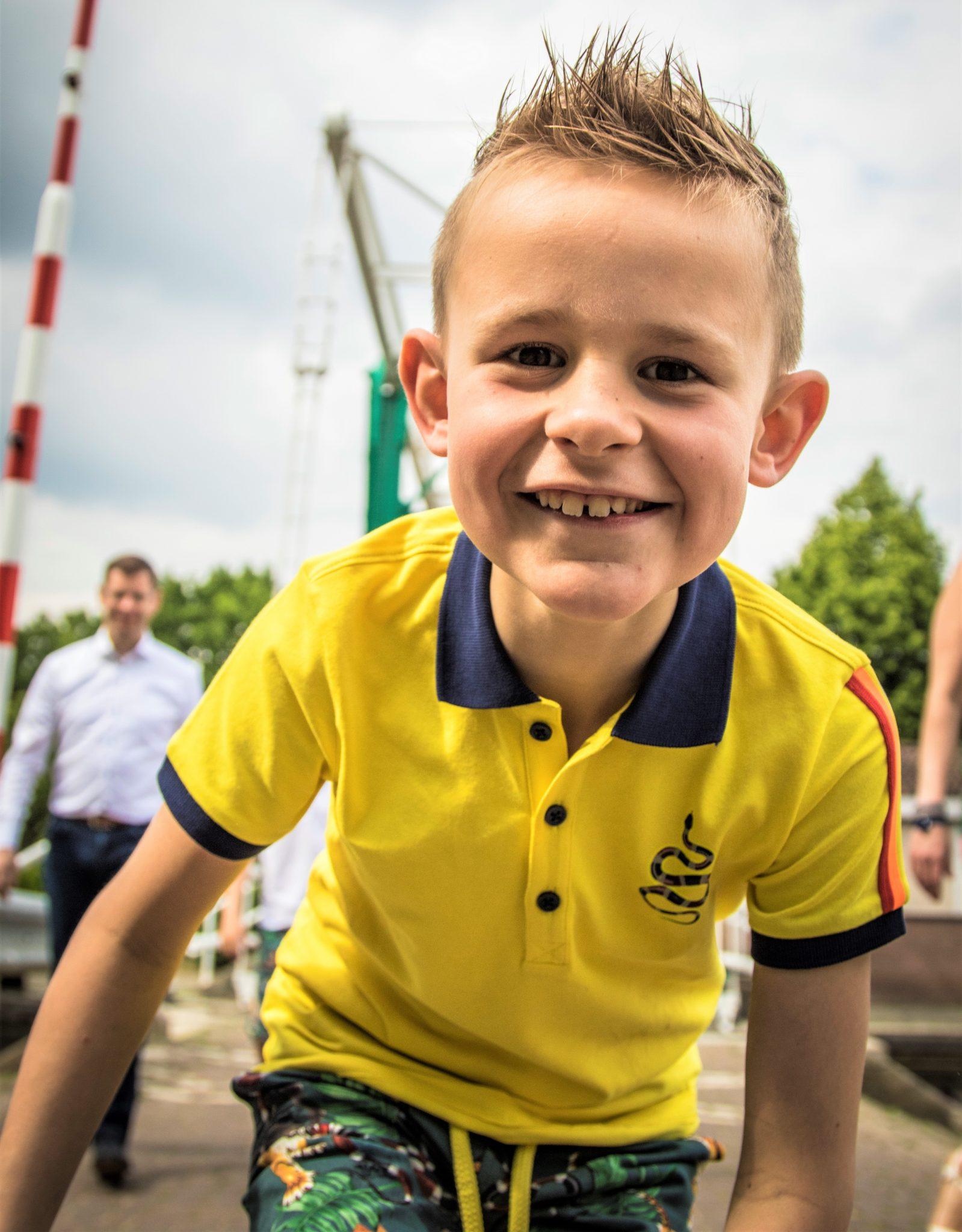 04-10-2020 Pupil van de week : Mika Kersten (ELI vs Acht)